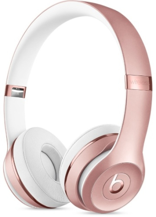 Beats Solo3 Wireless On-Ear Rosaguld BT