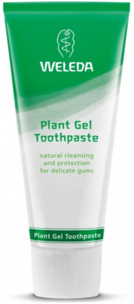 Weleda Plante Tandgel 75 ml.