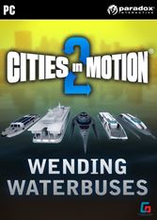 Cities in Motion 2: Wending Waterbuses (DLC)