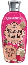 Strawberry & Vanilla Solkräm