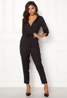 BUBBLEROOM Harlie jumpsuit Black 36