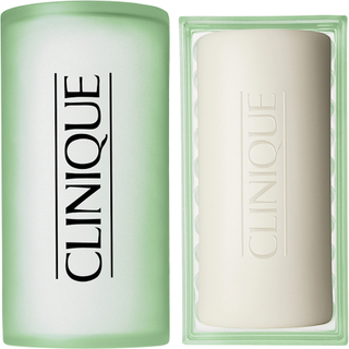 Köp Clinique Facial Soap Extra-Mild med Tvålkopp, 100g Clinique Ansiktsrengöring fraktfritt