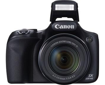 Canon PowerShot SX530 HS - Black
