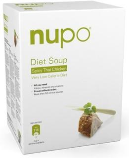 Nupo Suppe Spicy Thai Chicken 384gr.