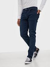 Levis 512 Slim Taper Sage Nightshine Jeans Blå