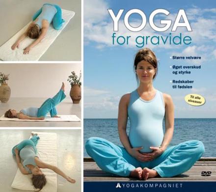 Yoga for gravide DVD