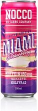 Nocco BCAA Miami Strawberry 330 ml