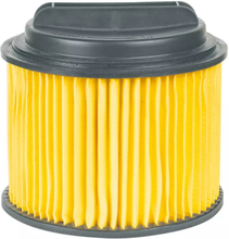 Einhell veckat filter med lock för våt & torrdammsugare