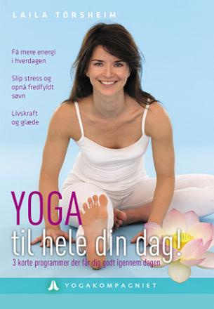 Yoga til hele din dag! DVD