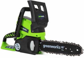 Greenworks motorsav uden 24 V-batteri G24CS25 25 cm 2000007