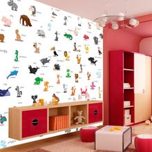 Fototapetti - animals (for children)