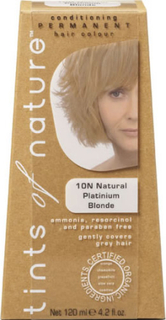 Tints of Nature hårfarve 10N Platinium Blonde - 120ml