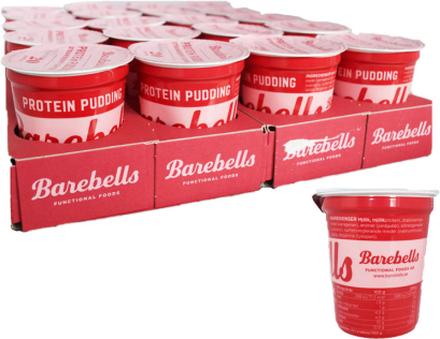 "Hel Platta Proteinpudding ""Strawberry Supreme"" 20 x 200 g - 82% rabatt"