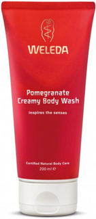 Weleda Pomegranate Creamy Body Wash,