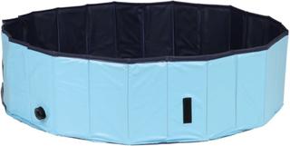 TRIXIE Hundebasseng 80x20 cm blå 39481