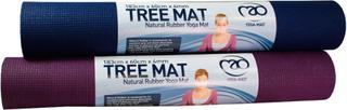 Yoga Måtte Treemat (Farve: Sort/grøn)