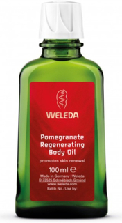 Weleda Pomegranate Regenerating Body Oil, 100ml