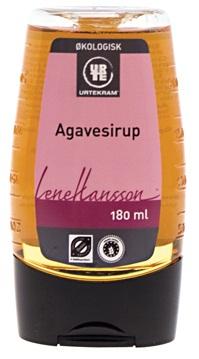 Lene Hansson agavesirup Ø, 180ml.