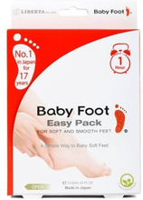 Baby Foot Easy Pack mod hård hud