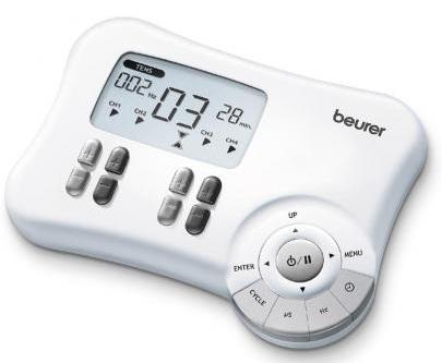 Beurer EM 80 Tens terapi m. 8 elektroder (Tens / Ems)
