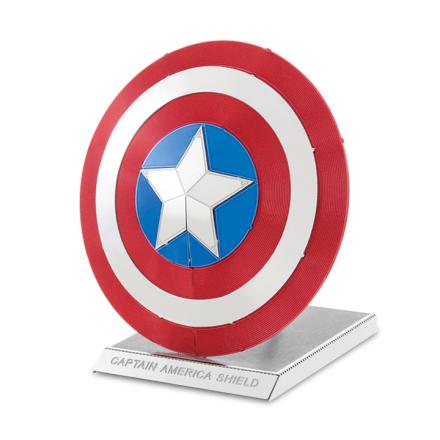 Marvel Metallmodeller Captain America's Shield