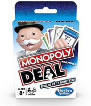 Hasbro Gaming Monopoly Deal NO