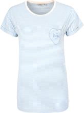 Urban Surface - Heartpocket -T-skjorte - blå