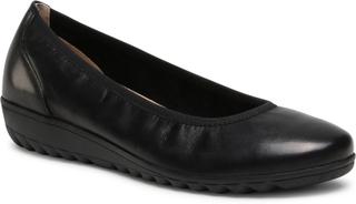 Lågskor CAPRICE - 9-22161-26 Black Nappa 022