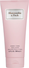 Abercrombie & Fitch First Instinct Women Bodylotion 200 ml