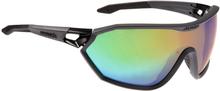 Alpina S-Way VLM+ Solbriller, coal matt-black 2020 Briller
