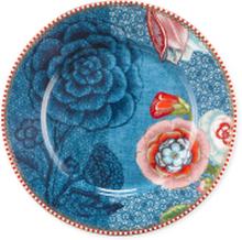 Tallrik Spring to life Blue 17 cm