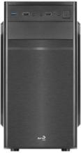 PGS C Series CS-103 - Chassi - Minitower - Svart