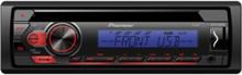 DEH S110UBB - Bilradio - Svart