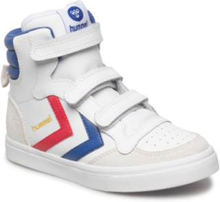 Hummel Stadil Jr Leather High