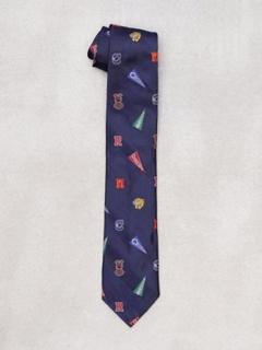 Polo Ralph Lauren Tiem Neck Tie Slips Navy