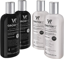 Watermans 2x Shampoo & 2x Conditioner Hair Growth Set (Typ av köp: En gång (ej prenumeration))
