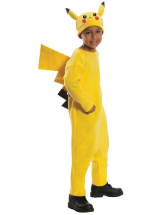 Kostume Pikachu Pokémon til børn - Vegaoo.dk