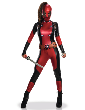 Deadpool -naamiaisasu aikuisille