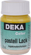Hobbyfärg Deka Lack Pastell 25Ml