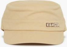 Kangol Cotton Twill Army Cap Lippalakit Beige