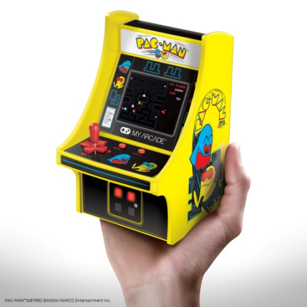 Micro Player PAC-MAN Retro