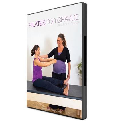 Pilates For Gravide DVD