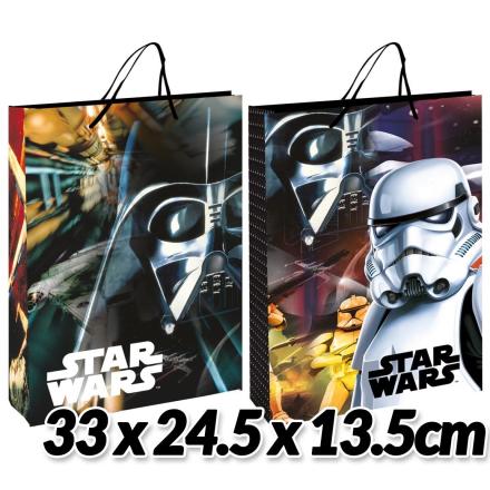 Star Wars gavepose, Darth Vader, 45.5*33*10 cm - TheFairytaleCompany
