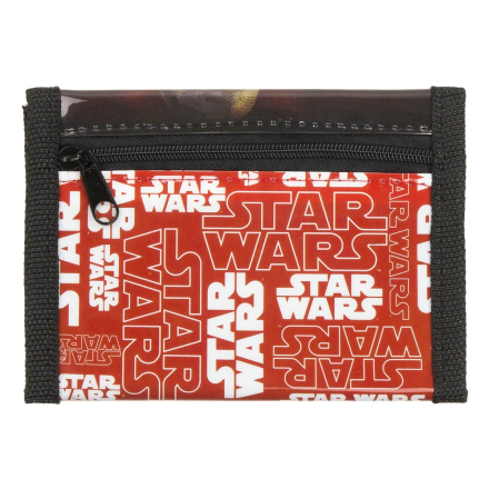 Star Wars pung, sort, 26*12,50 cm - TheFairytaleCompany