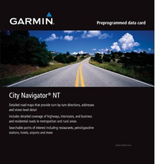 Garmin MicroSD/SD,City Navigator North America NT