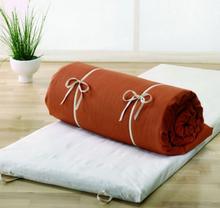 Yogamadras - 100% økologisk (Farve: Hvid)