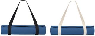 Bærestrop til yogamåtte (Farve: Petroleumsblå)