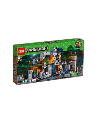 Minecraft 21147 Klippeeventyret - Proshop