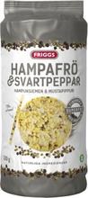Majskakor Hampafrö & Svartpeppar - 66% rabatt