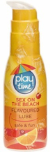 Playtime Sex On The Beach Flavoured Lube 75 ml